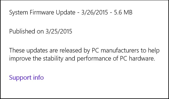 Microsoft Surface 3 firmware update released | capitalregionit