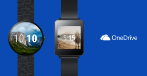 AndroidWear_OneDrive